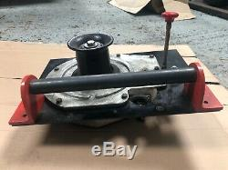 Land Rover Series 1 2 3 Fairey Capstan Winch MAP Great Condition