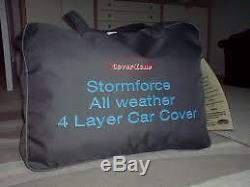 Land Rover Series 1-3 LWB Stormforce Waterproof Car Cover