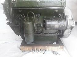 Land Rover Series 1 80 Engine 1952 Siamese Bore 2 Litre