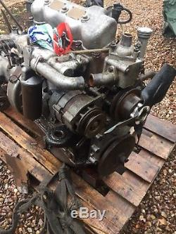 Land Rover Series 1 80 Engine Gearbox 2.0 1600cc Spread Bore Side Valve