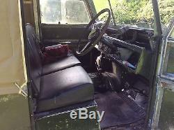Land Rover Series 1, 86, 2 litre petrol, 1955 NO RESERVE