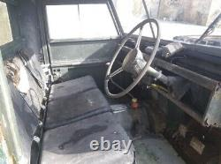 Land Rover Series 1 88 Project