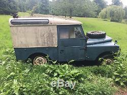 Land Rover Series 1 88inch 1957