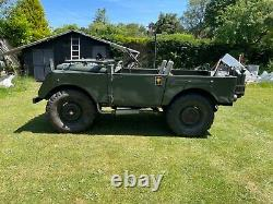 Land Rover Series 1 Minerva 80 1952 MOT and TAX Exempt
