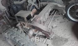 Land Rover Series 1 Very Original Barn Find 3 Owners