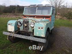 Land Rover Series 1 one Barn find project spares or repair