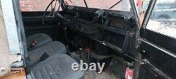 Land Rover Series 2A 109 LHD