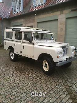 Land Rover Series 2A 109 Safari 1963