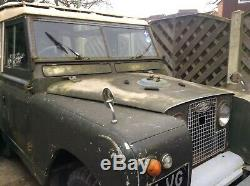 Land Rover Series 2A 1964 (relisted as buy it now user changed his mind)