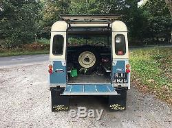 Land Rover Series 2A 1969 Great example