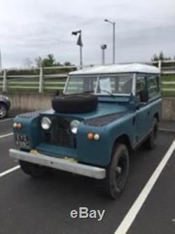 Land Rover Series 2A 88