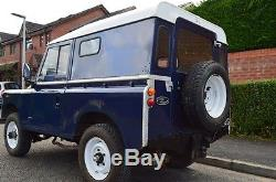 Land Rover Series 2A 88, Historic Vehicle, (Tax Exempt) Runcorn Cheshire