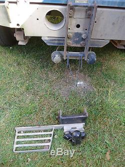 Land Rover Series 2A SWB Historic Vehicle, galvanised chassis, must be seen