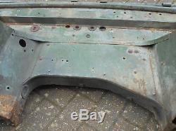 Land Rover Series 2A military bulkhead 348500