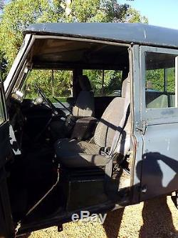 Land Rover Series 2 109 Double Cab 200TDi & 5 Speed Gearbox Selectable 4WD