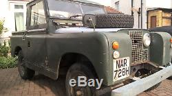 Land Rover Series 2 1959 4x2 Truck Cab 88
