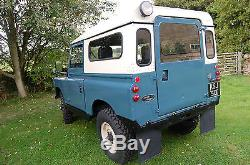 Land Rover Series 2 (1960) Rare Not series 1 or series 2a or 3