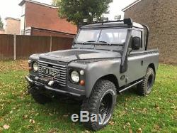 Land Rover Series 2 1968 Tax Exempt Very Clean with 3.5 V8 Petrol Engine Fitted