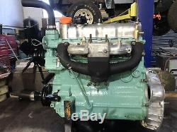 Land Rover Series 2.25 Lightweight Military Petrol Engine