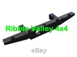 Land Rover Series 2 2a 3 Chassis Rear Back Crossmember With Extensions Nrc236e