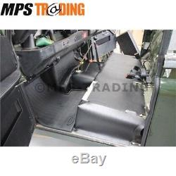 Land Rover Series 2 2a 3 Hardura Front Cab Insulation Floor Matting Kit- Ba2491
