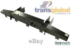 Land Rover Series 2, 2a & 3 Rear Crossmember with Extensions Bearmach NRC236