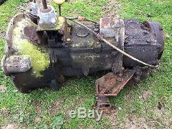 Land Rover Series 2 2a ll Gearbox And Transfer Box