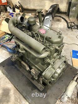 Land Rover Series 2/3 2.25 Diesel Engine
