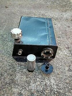Land Rover Series 2 & 3 Hydraulic Oil Wing Tank Part Rtc7102 For Hydraulic Pto's