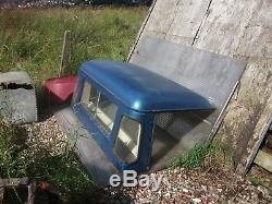 Land Rover Series 2 3 II III 1958 -1983 Pick-up Cab Roof H/lining & Trim Panel