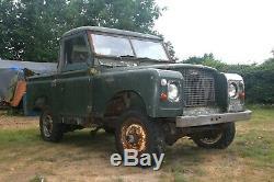 Land Rover Series 2 A
