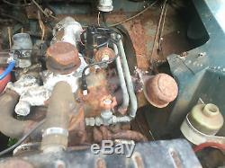 Land Rover Series 2 II 1958 88 2.0 Petrol Chassis no 643! Original 2.0 engine