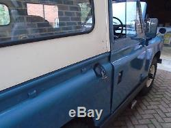 Land Rover Series 2 II 1960 88 SWB with current MOT & Tax and Mot exempt
