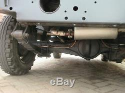 Land Rover Series 2 SWB Petrol