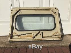 Land Rover Series 2 or 3 Rear Tailgate / Cat Flap Door