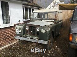 Land Rover Series 2a, 1963, SWB 88