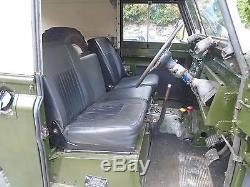 Land Rover Series 2a 1964 (200tdi) Tax exempt