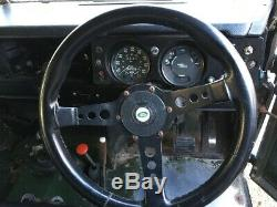 Land Rover Series 2a 1966 200Tdi Turbo