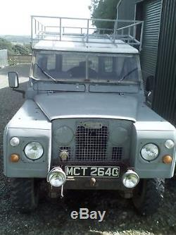 Land Rover Series 2a 1968