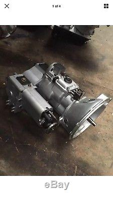 Land Rover Series 2a & 3 Fully Refurbished Gearbox & Transfer Box