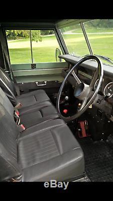 Land Rover Series 2a 88 1971 (Unique Specs)