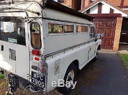 Land Rover Series 2a Carawagon