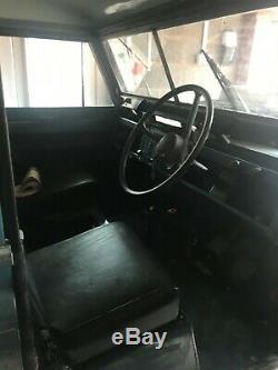 Land Rover Series 2a Diesel