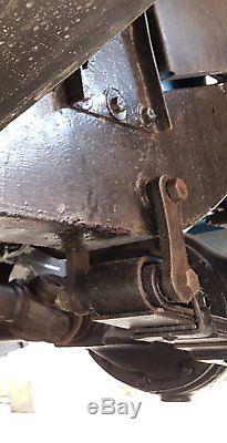 Land Rover Series 2a Diesel 1962