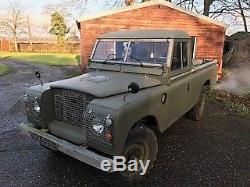 Land Rover Series 2a LWB