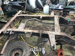 Land Rover Series 2a SWB 88 Chassis & Log Book