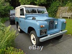 Land Rover Series 2a / Series 11a