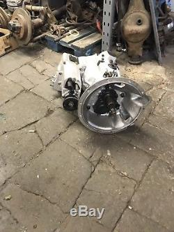 Land Rover Series 2a & Series 3 Fully Refurbished Gearbox & Transferbox