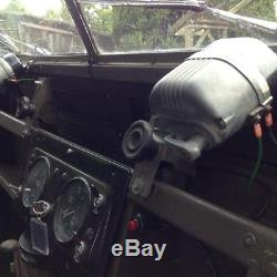 Land Rover Series 2a (Series IIa) Restored & Renovated