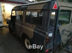 Land Rover Series 2a Station Wagon 1969